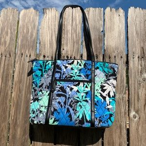 Vera Bradley Bags - Small Leather Trimmed Vera
